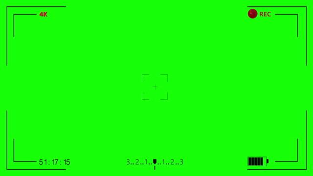display della fotocamera - telecamera di sorveglianza video stock e b–roll