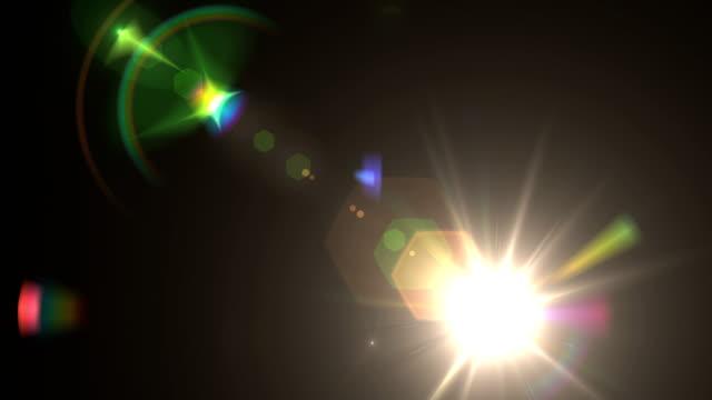 kamera-flash, paparazzi blitze, objektiv fackel animation. - fame stock-videos und b-roll-filmmaterial