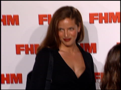 Camera Flashes at the FHM Magazine 100 Sexiest Women at La Boheme in West Hollywood California on May 17 2001
