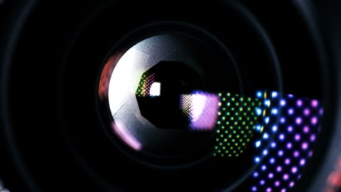 stockvideo's en b-roll-footage met camera lens iris aanpassen - fotografische thema's