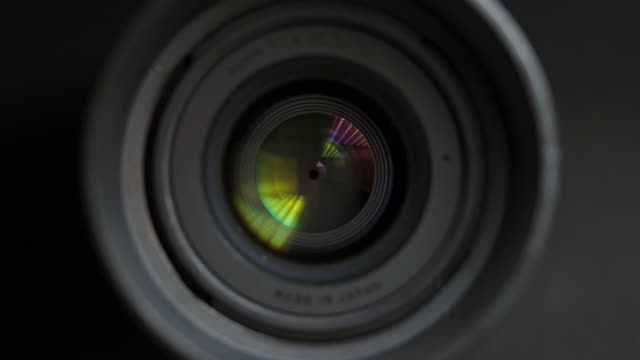 camera lens. - photography stock videos & royalty-free footage