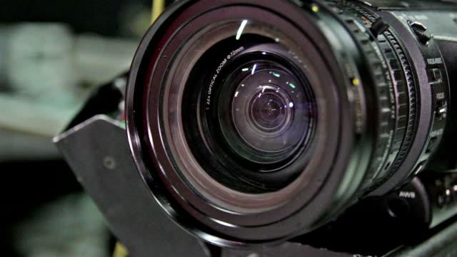 カメラレンズ - カメラ点の映像素材/bロール