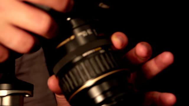 camera lens - photo manipulation stock videos and b-roll footage