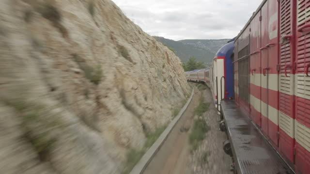 Camera on The Train