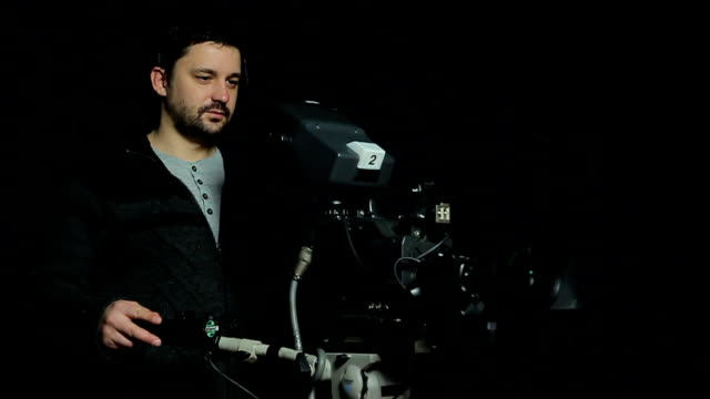 camera operator - cinemanis videography stock videos & royalty-free footage