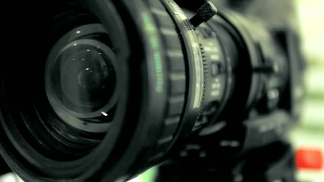 camera zoom - camera photographic equipment stock videos & royalty-free footage