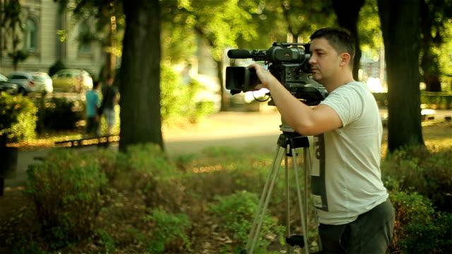 cameraman - cameraman stock videos & royalty-free footage