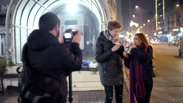 cameraman - photo shoot stock videos & royalty-free footage