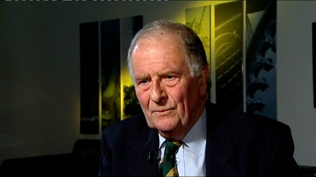 murder sentencing televised for first time england sir roger gale mp interview sot - gale stock videos and b-roll footage