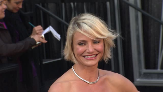 Cameron Diaz at 84th Annual Academy Awards Arrivals on 2/26/12 in Hollywood CA