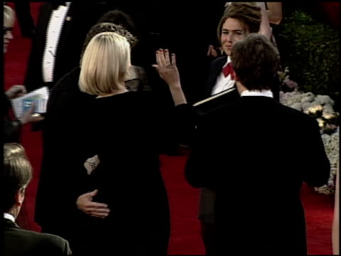 cameron diaz at the 2000 academy awards at the shrine auditorium in los angeles california on march 26 2000 - 72nd annual academy awards stock videos and b-roll footage