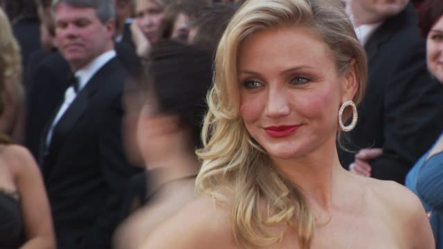 Cameron Diaz at the 82nd Annual Academy Awards Arrivals at Hollywood CA