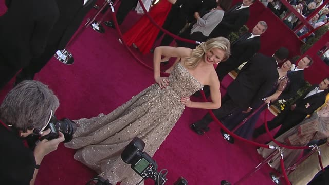 Cameron Diaz at the 82nd Annual Academy Awards Arrivals Part 2 at Los Angeles CA