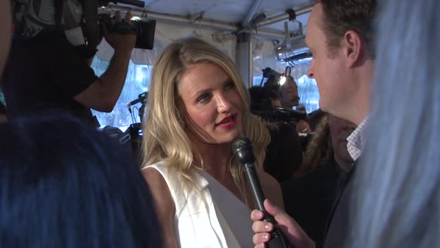 cameron diaz at the world premiere of my sister's keeper at new york ny - cameron diaz stock videos & royalty-free footage