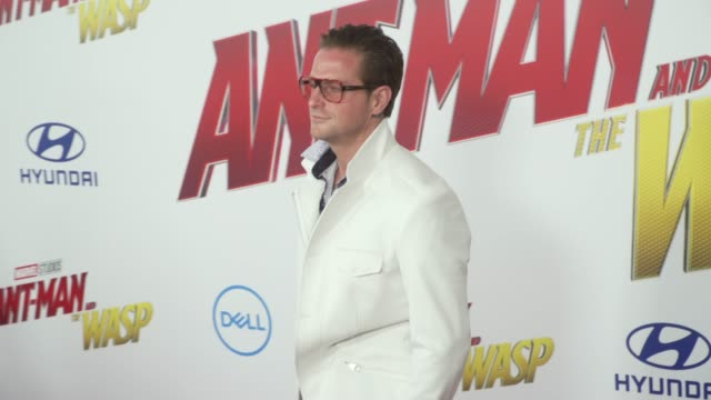 Cameron Douglas at the AntMan and the Wasp World Premiere at the El Capitan Theatre on June 25 2018 in Hollywood California