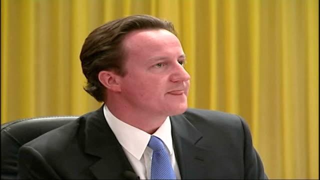 Cameron justifies visit to Rwanda and faces party disapproval of his style of leadership RWANDA Kigali INT David Cameron MP along to seat at Rwanda's...