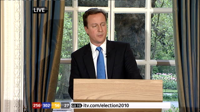 cameron press conference sot - as i argued in this general election campaign, i think this is a great country, but we could be doing so much better /... - 14 15 years stock videos & royalty-free footage