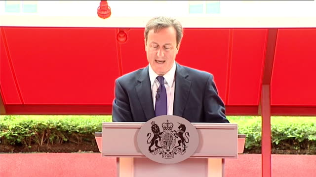 cameron speech supports tourist industry fourth we're going to take a good look across government at all those policies that don't fit neatly... - things that go together stock videos & royalty-free footage
