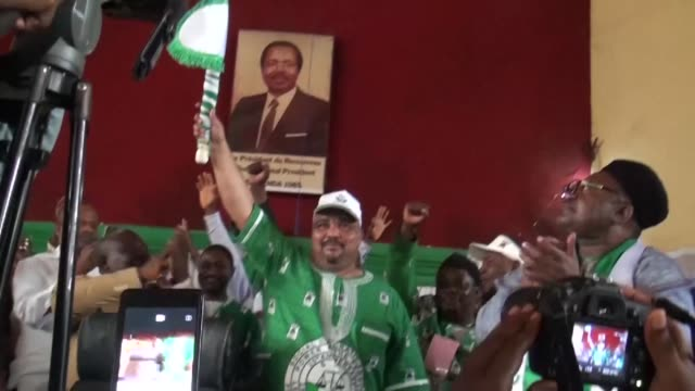 Cameroon's main opposition party on Saturday selected deputy leader Joshua Osih as its presidential candidate to challenge the long ruling President...