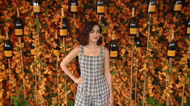 camilla belle at the ninthannual veuve clicquot polo classic los angeles at will rogers state historic park on october 06 2018 in pacific palisades... - pacific palisades stock videos & royalty-free footage