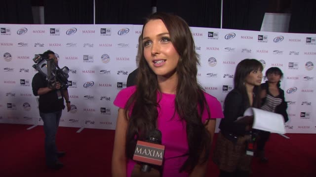 8d727d8fa52 Camilla Luddington on why this is a mustattend event for her what  celebrities she is looking