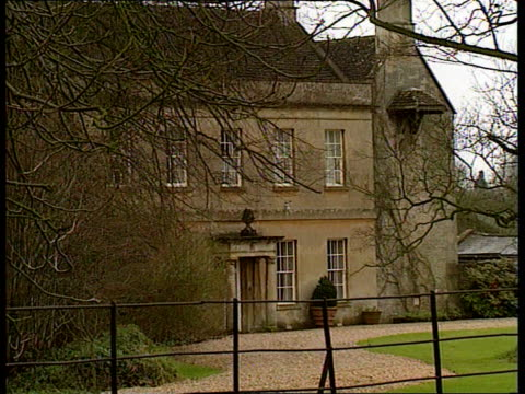 Camilla ParkerBowles divorce EXT Chippenham MS Parker Bowles house NAF