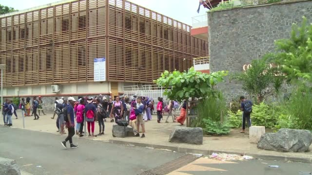 A campaign of strikes and protests on the French Indian island of Mayotte continued on Friday where educational establishments are being particularly...