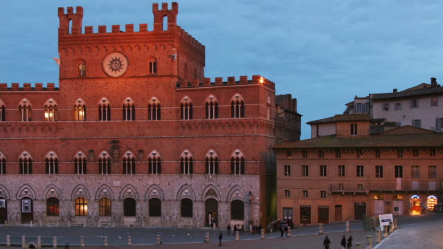 campo transition - piazza del campo stock videos and b-roll footage