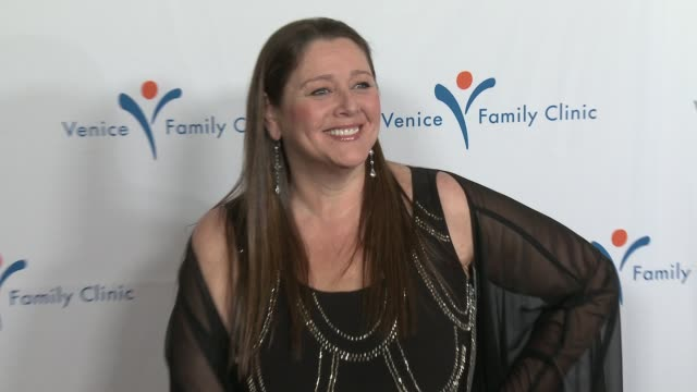 camryn manheim at 2016 silver circle gala at the beverly hilton hotel on march 07, 2016 in beverly hills, california. - camryn manheim stock videos & royalty-free footage
