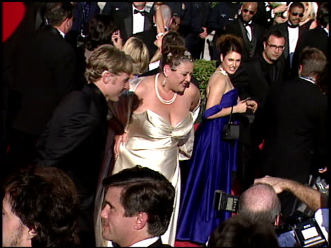 camryn manheim at the 1999 emmy awards at the shrine auditorium in los angeles, california on september 12, 1999. - camryn manheim stock videos & royalty-free footage