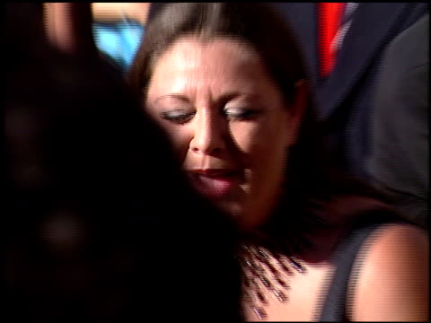 camryn manheim at the 2000 emmy awards at the shrine auditorium in los angeles, california on september 10, 2000. - camryn manheim stock videos & royalty-free footage