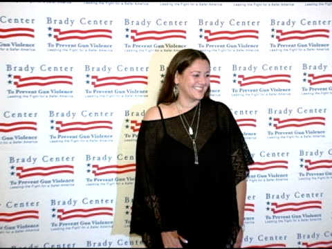 camryn manheim at the brady center to prevent gun violence benefit at the beverly hilton in beverly hills, california on october 7, 2004. - camryn manheim stock videos & royalty-free footage