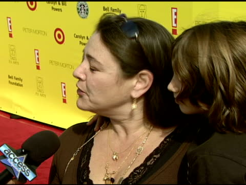 """camryn manheim at the celebrating the 10th anniversary of """"express yourself"""" - ps arts honors laurie david at null in santa monica, california on... - camryn manheim stock videos & royalty-free footage"""