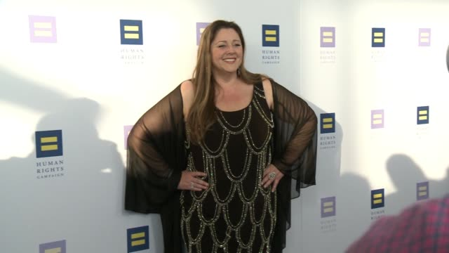 camryn manheim at the human rights campaign 2017 los angeles gala dinner in los angeles, ca 3/18/17 - camryn manheim stock videos & royalty-free footage