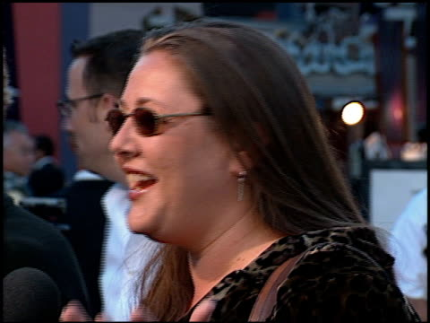 camryn manheim at the 'mystery men' premiere at universal studios in universal city, california on july 22, 1999. - camryn manheim stock videos & royalty-free footage