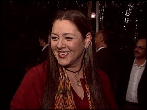 camryn manheim at the 'twisted' premiere at paramount in hollywood, california on february 23, 2004. - twisted stock videos & royalty-free footage