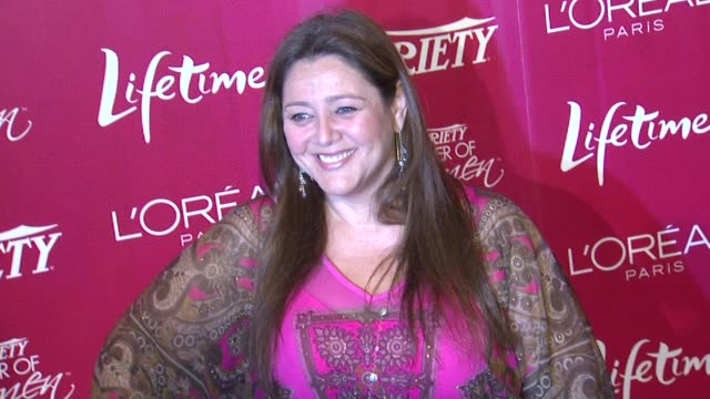 camryn manheim at the variety's 3rd annual 'power of women' luncheon at beverly hills ca. - camryn manheim stock videos & royalty-free footage