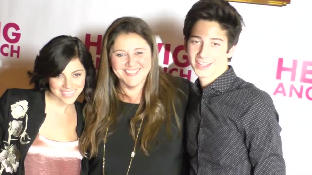 camryn manheim & krysta rodriguez at opening night of 'hedwig and the angry inch' on november 02, 2016 in los angeles, california. - camryn manheim stock videos & royalty-free footage