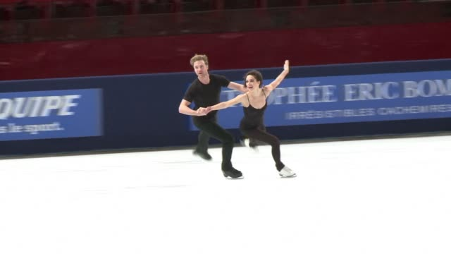 Canada and the United States are likely to own the ice this year in Sochi for figure skating but the French arent giving up theyre eyeing at least...