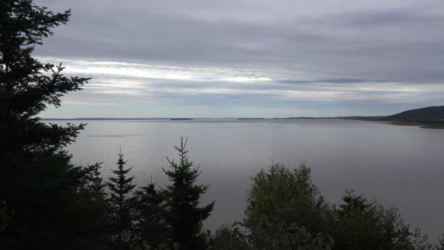 Canada Nova Scotia Cape D'or view
