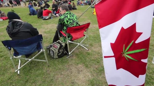 Canada se encamina a ser el primer pais del G7 en legalizar la marihuana luego de que los diputados aprobaran el lunes un proyecto de ley que...