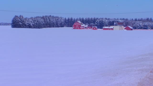 CanadaFarm in winter
