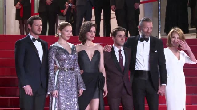 Canadian director Xavier Dolan a freakishly successful 27 year old won the Grand Prize of the Festival for his fifth film at Cannes the star studded...