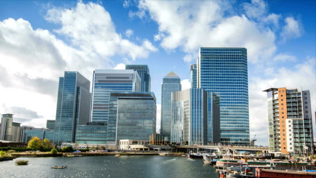 canary wharf activity - canary wharf stock videos & royalty-free footage