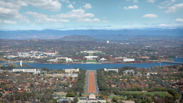 canberra, australia - parliament building stock videos & royalty-free footage