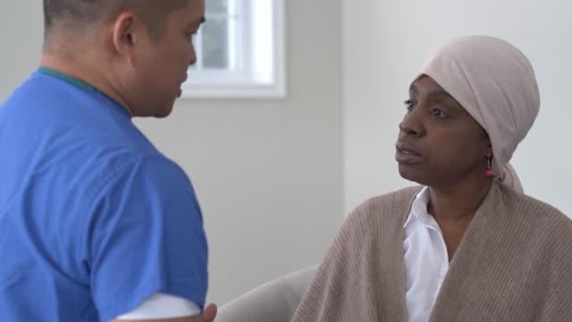 がん患者 - 白血病点の映像素材/bロール