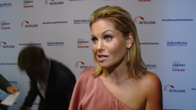 INTERVIEW Candace Cameron Bure on why it was important for her to help honor Bob Saget and the work he's done for SRF why laughter makes the tough...