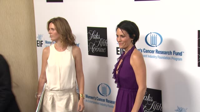Candace Nelson Annabeth Gish at An Unforgettable Evening Benefiting The Entertainment Industry Foundation's Women's Cancer Research Fund on 4/18/12...