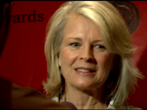 candice bergen of 'boston legal' at the 65th annual peabody awards at the waldorf astoria hotel in new york, new york on june 5, 2006. - waldorf astoria new york stock videos & royalty-free footage