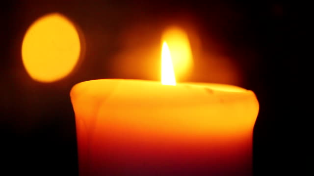 candle bokeh - advent stock videos & royalty-free footage